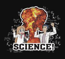 SCIENCE! II by Daru
