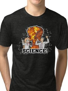 SCIENCE! II Tri-blend T-Shirt