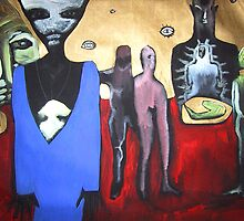the gathering by arteology