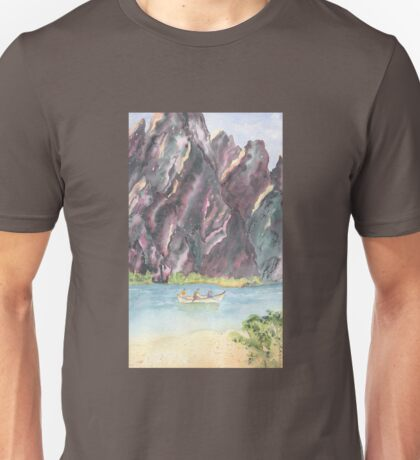 Grand Canyon Adventure Unisex T-Shirt