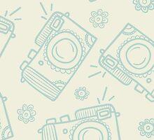 Vintage camera by msOctopus