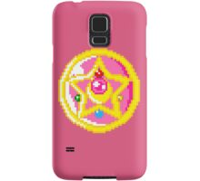 Pixel Sailor Moon Crystal Compact Samsung Galaxy Case/Skin
