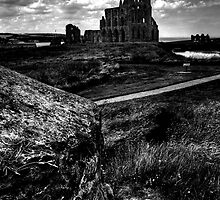 Whitby Abbey by Jon Tait