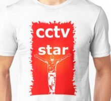 cctv star Unisex T-Shirt