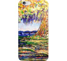 TREE IN THE MIDST iPhone Case/Skin