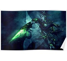 Zeratul - Heroes of the Storm - SC Poster