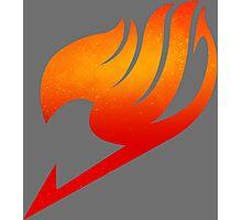 Fairy Tail Logo Photographic Print
