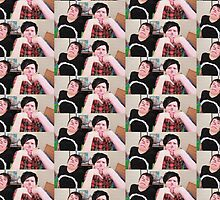 Textures Dan and Phil faces by OhMyJo