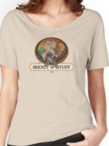 Miles' Shoot & Stuff Women's Relaxed Fit T-Shirt