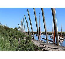 Blakeney Harbour Photographic Print