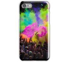 colour explode iPhone Case/Skin