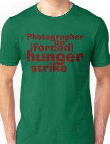 Hungry Photographer Unisex T-Shirt