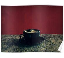 Latte Poster