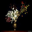 Artificial Flowers by Barry W  King