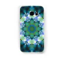 Crown Jewels in Moody Blue Samsung Galaxy Case/Skin