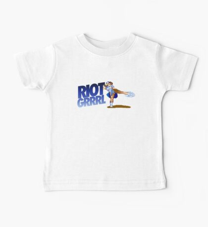 Riot grrrl Baby Tee