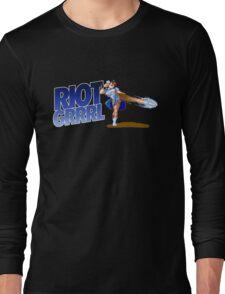 Riot grrrl Long Sleeve T-Shirt