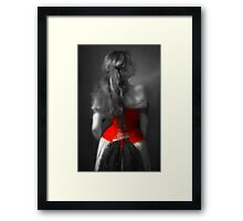 The Mistress Framed Print