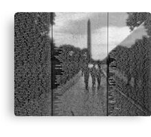 And We Were Three Canvas Print