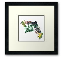 Almost Home - Tallahassee Framed Print