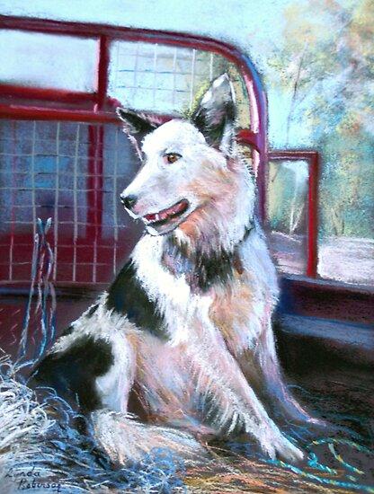 'Farm Hand' by Lynda Robinson