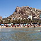 Postiquet Beach - Land View by Bradley Old