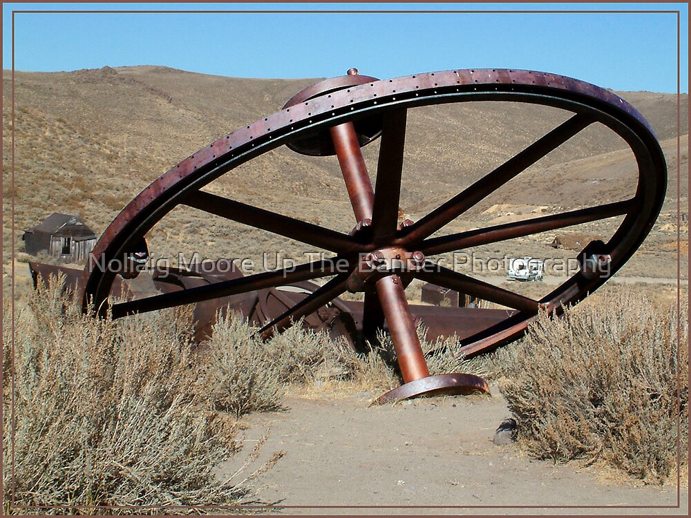bodie wheel by Noel Moore Up The Banner Photography