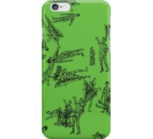 Dr Herschel images iPhone Case/Skin