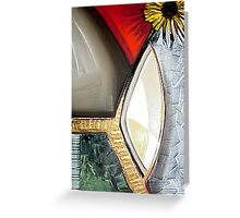 the sunflower seed Greeting Card