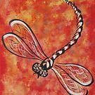 Dragonfly dance 1 by vitbich