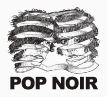 Pop Noir M.C. Eschirt by Pop Noir