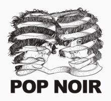 Pop Noir M.C. Eschirt by Pop Noir