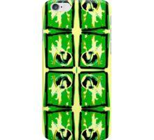Dark Green Stain Butterfly Effect iPhone Case/Skin