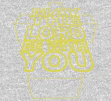 MAY THE LORD BE WITH YOU Kids Tee