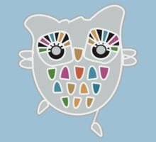 Little Owl - I think i can fly! Kids Tee