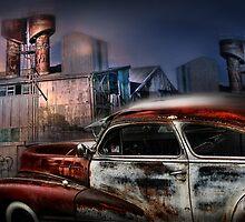 Refinery by Matt Mawson