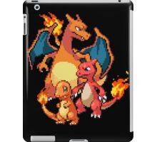 Charmander Evolutions iPad Case/Skin