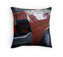 Dirty Val Throw Pillow