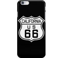 California Route 66 iPhone Case/Skin