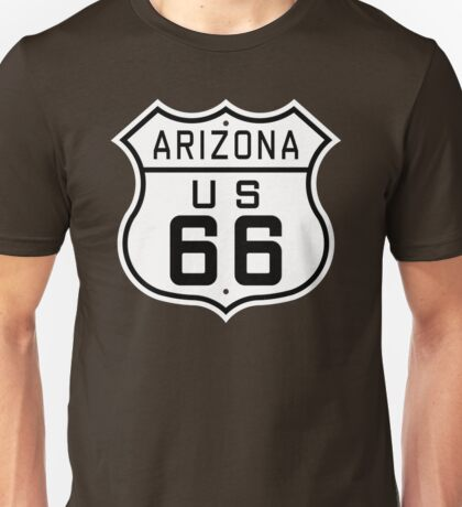 Arizona Route 66 Unisex T-Shirt