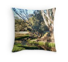 12 Mile Reserve Throw Pillow