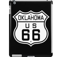 Oklahoma Route 66 iPad Case/Skin