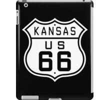 Kansas Route 66 iPad Case/Skin