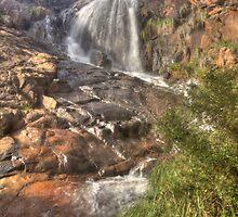 Lesmurdie Falls HDR by Nigel Donald