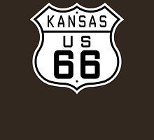 Kansas Route 66 Unisex T-Shirt