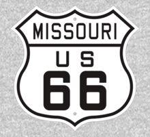 Missouri Route 66 Baby Tee