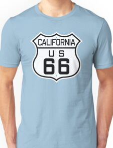 California Route 66 Unisex T-Shirt