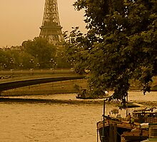 Paris in the Summer by Louise Fahy