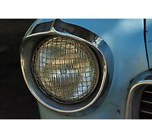 blue holden Photographic Print