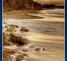 Jan Juc beach by Coastalbloke